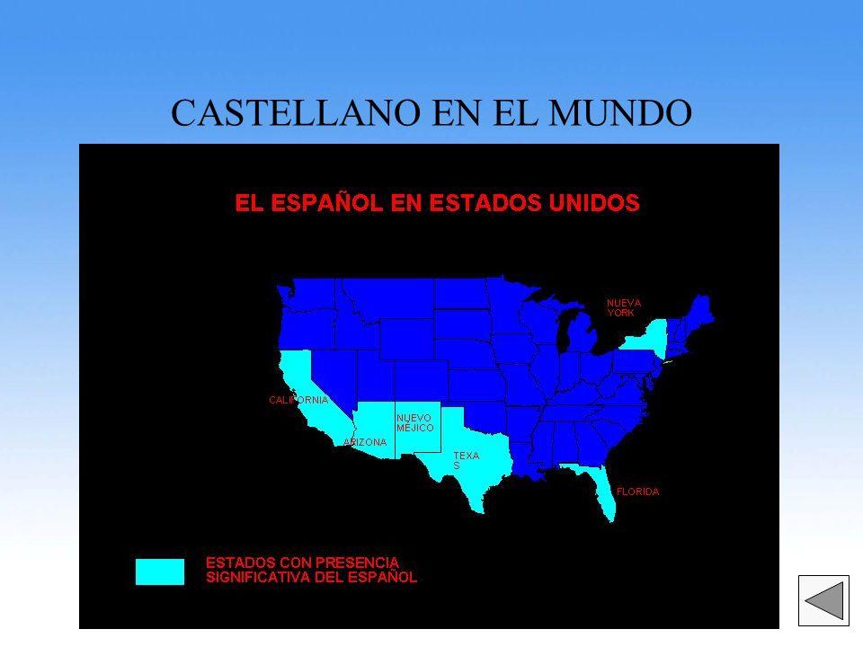 CASTELLANO EN EL MUNDO