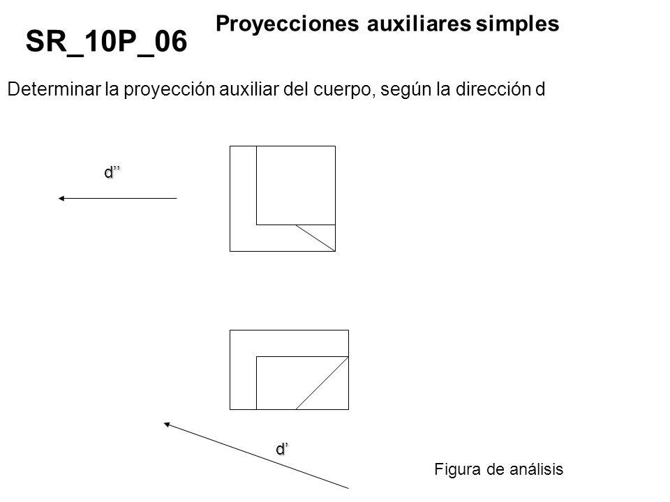 SR_10P_06 Proyecciones auxiliares simples