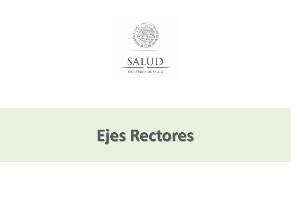 Ejes Rectores