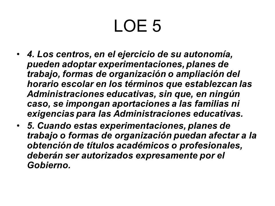LOE 5