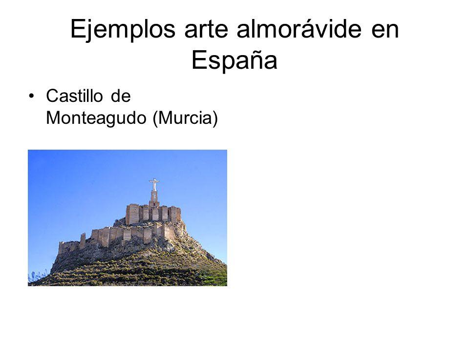 Ejemplos arte almorávide en España