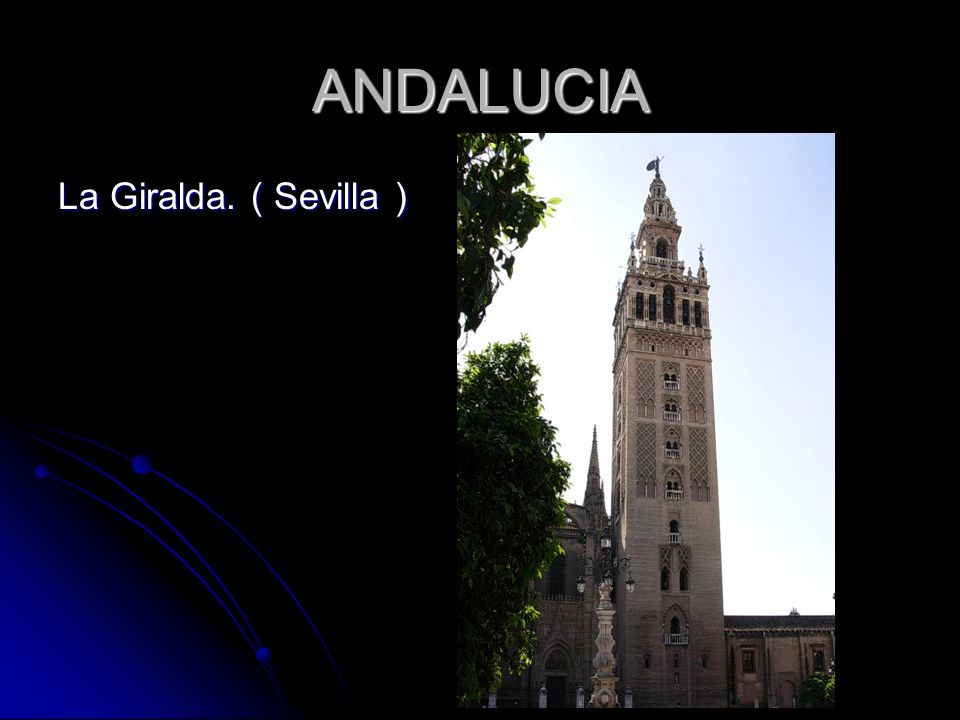 ANDALUCIA La Giralda. ( Sevilla )