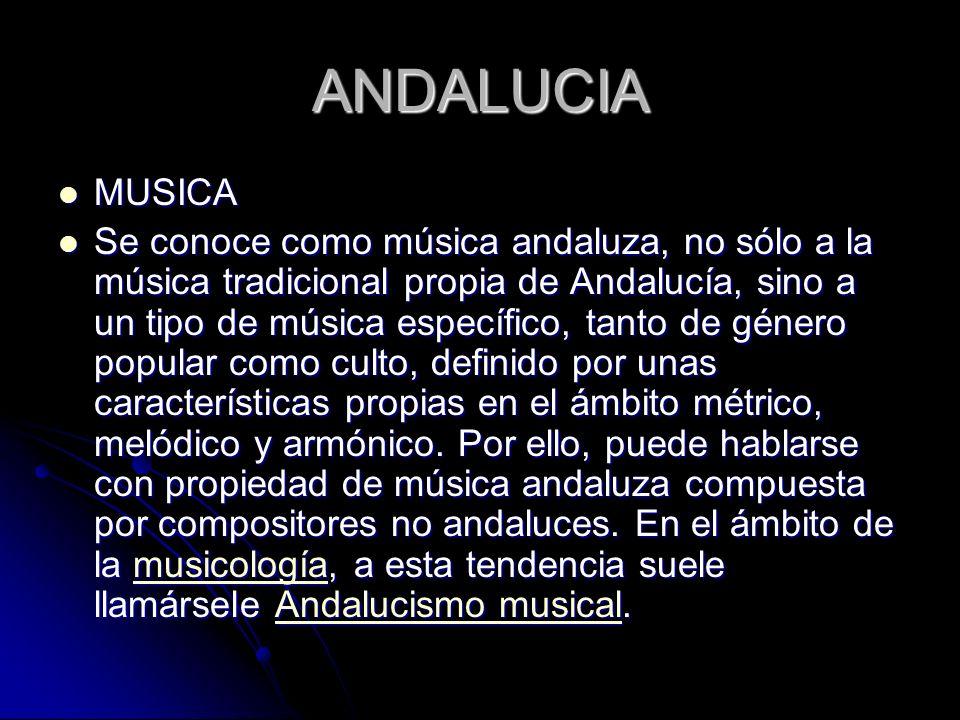 ANDALUCIA MUSICA.