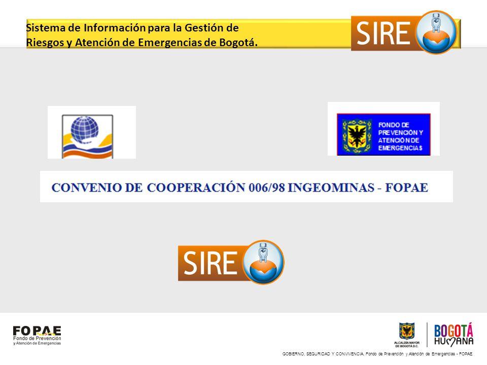 Sistema de Información para la Gestión de
