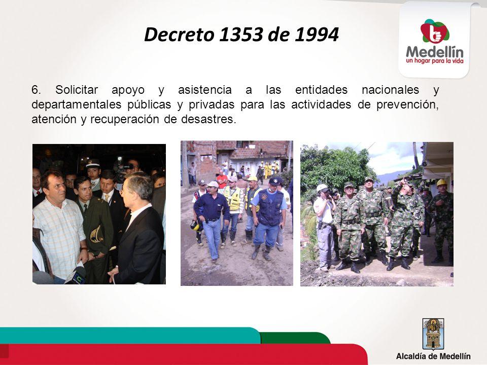 Decreto 1353 de 1994