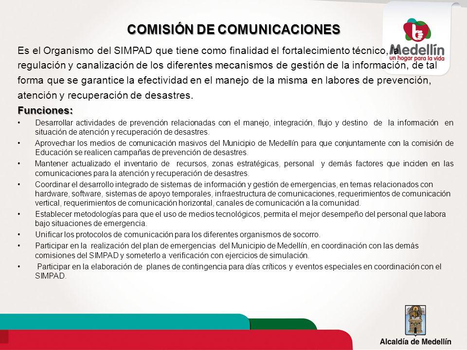 COMISIÓN DE COMUNICACIONES