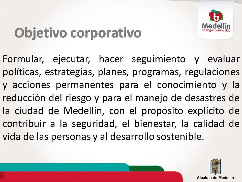 Objetivo corporativo