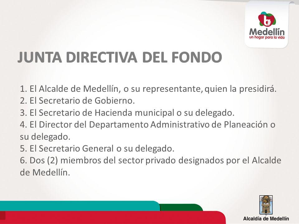 JUNTA DIRECTIVA DEL FONDO