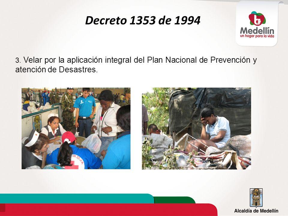 Decreto 1353 de 1994 3.