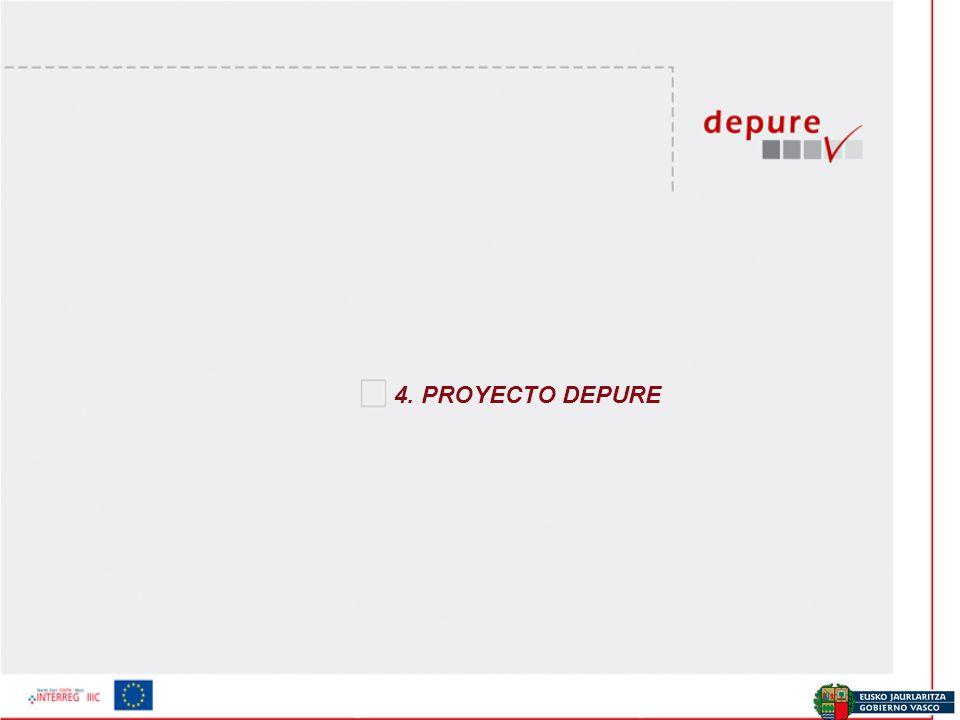 4. PROYECTO DEPURE