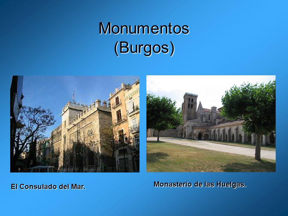 Monumentos (Burgos) Monasterio de las Huelgas. El Consulado del Mar.