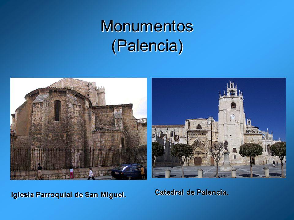 Monumentos (Palencia)
