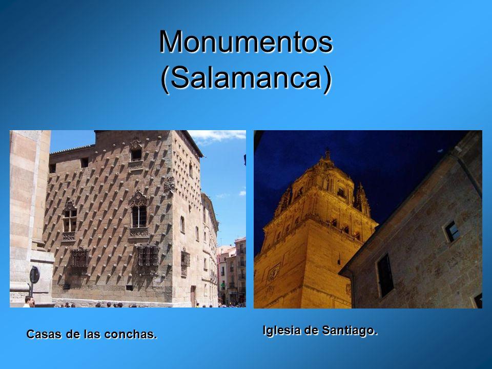 Monumentos (Salamanca)