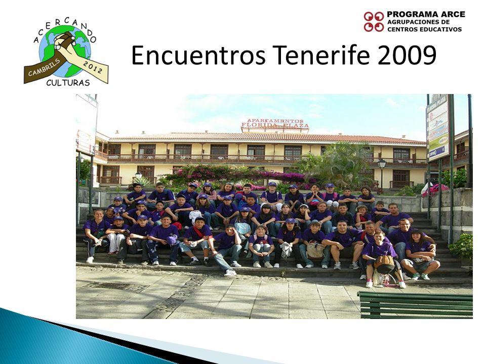 Encuentros Tenerife 2009