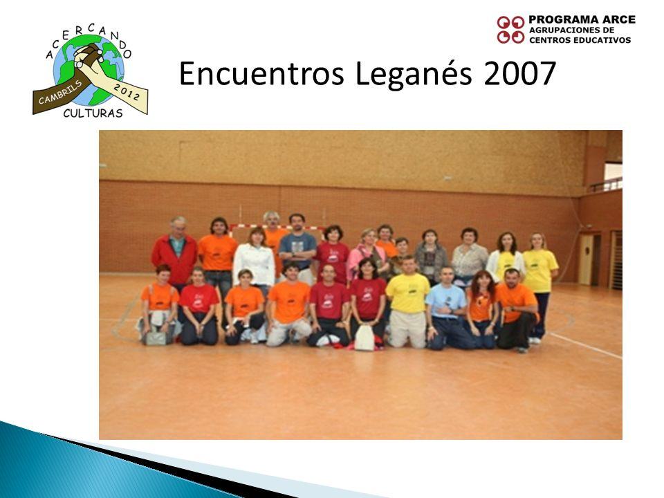 Encuentros Leganés 2007