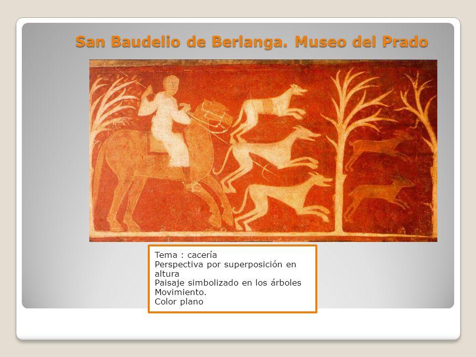 San Baudelio de Berlanga. Museo del Prado