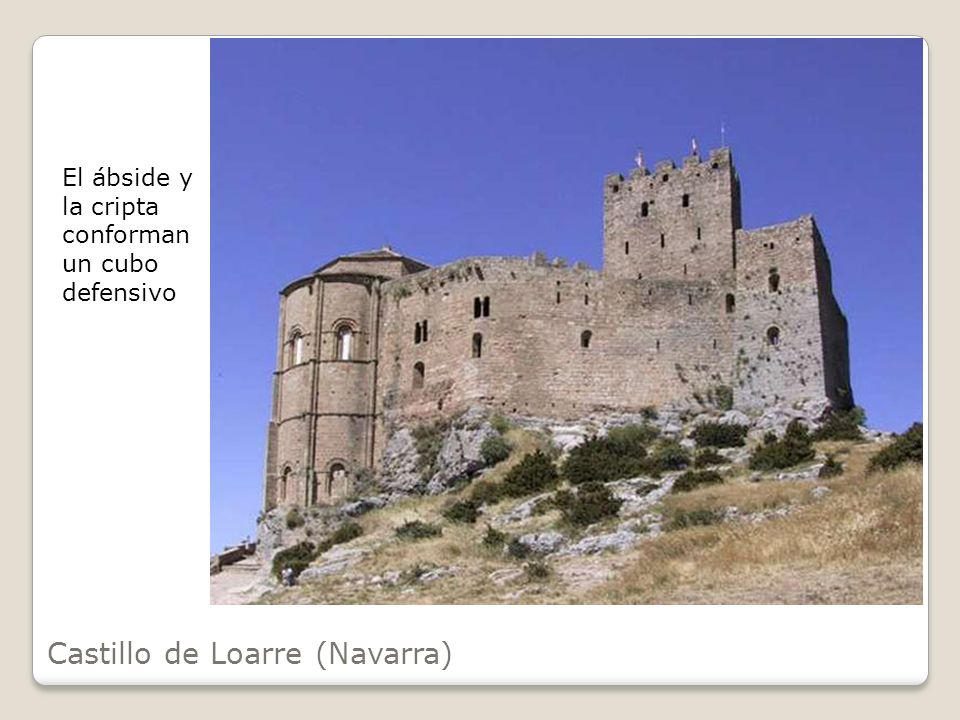 Castillo de Loarre (Navarra)