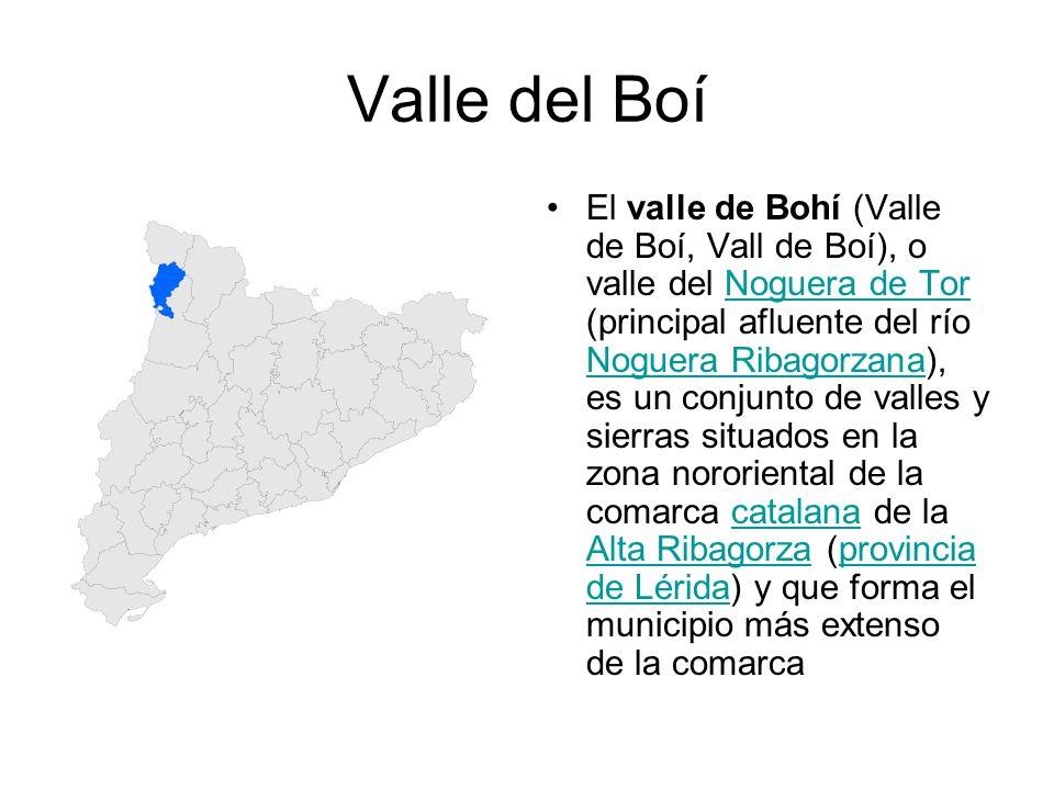 Valle del Boí