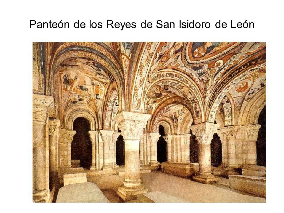 Panteón de los Reyes de San Isidoro de León