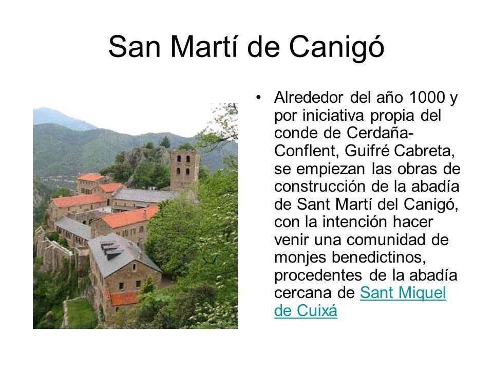 San Martí de Canigó