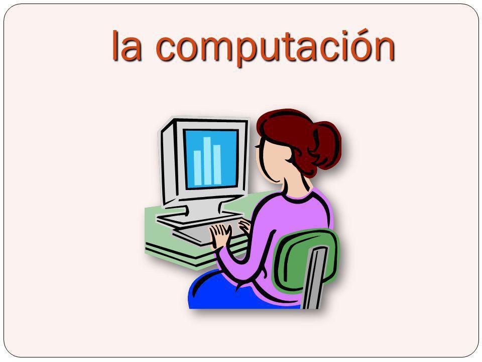 la computación Computers