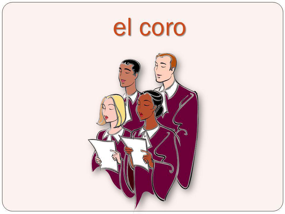 el coro Music
