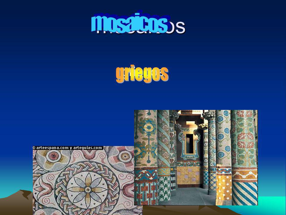 mosaicos mosaicos griegos griegos