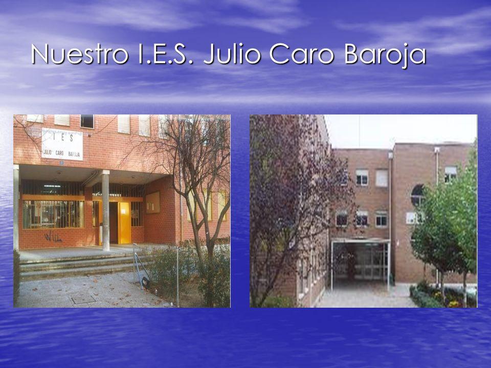 Nuestro I.E.S. Julio Caro Baroja
