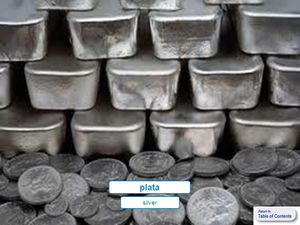 plata silver