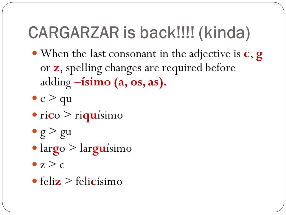 CARGARZAR is back!!!! (kinda)
