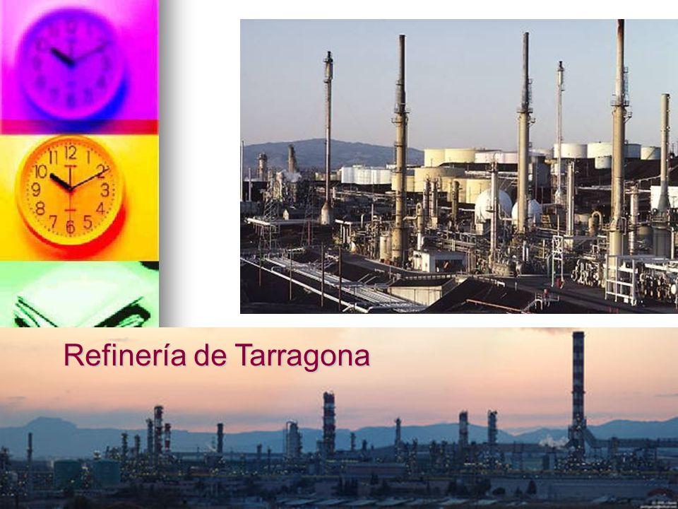 Refinería de Tarragona