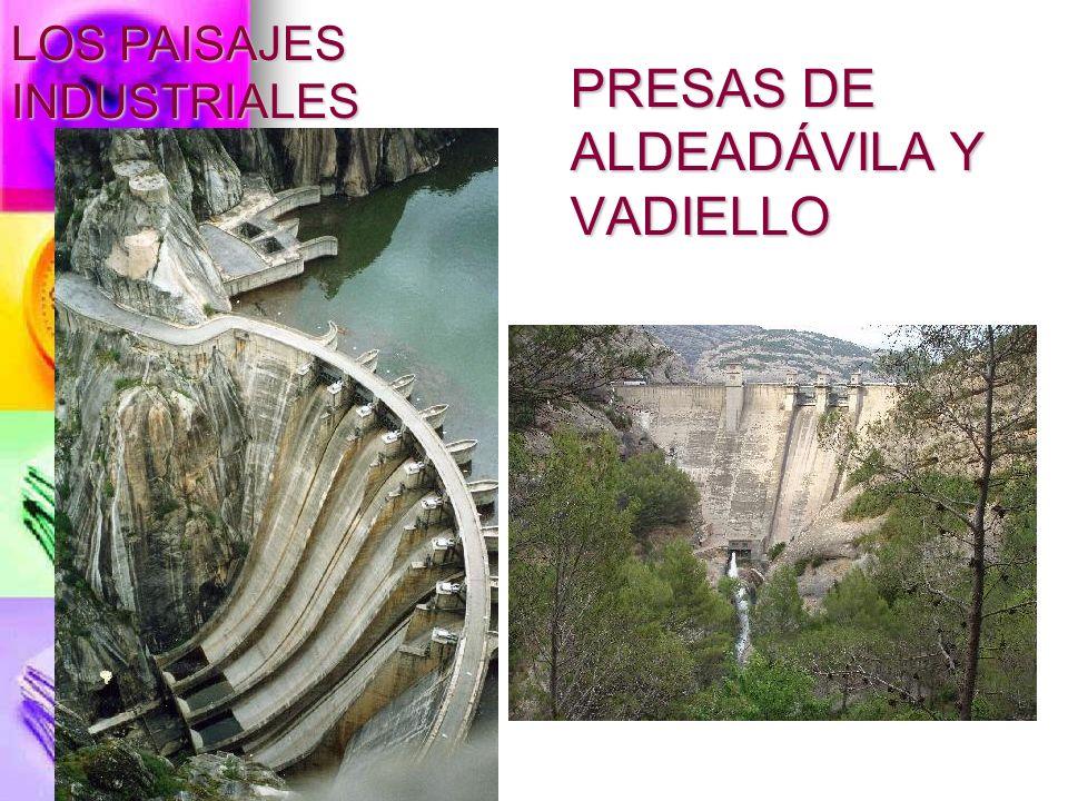 PRESAS DE ALDEADÁVILA Y VADIELLO