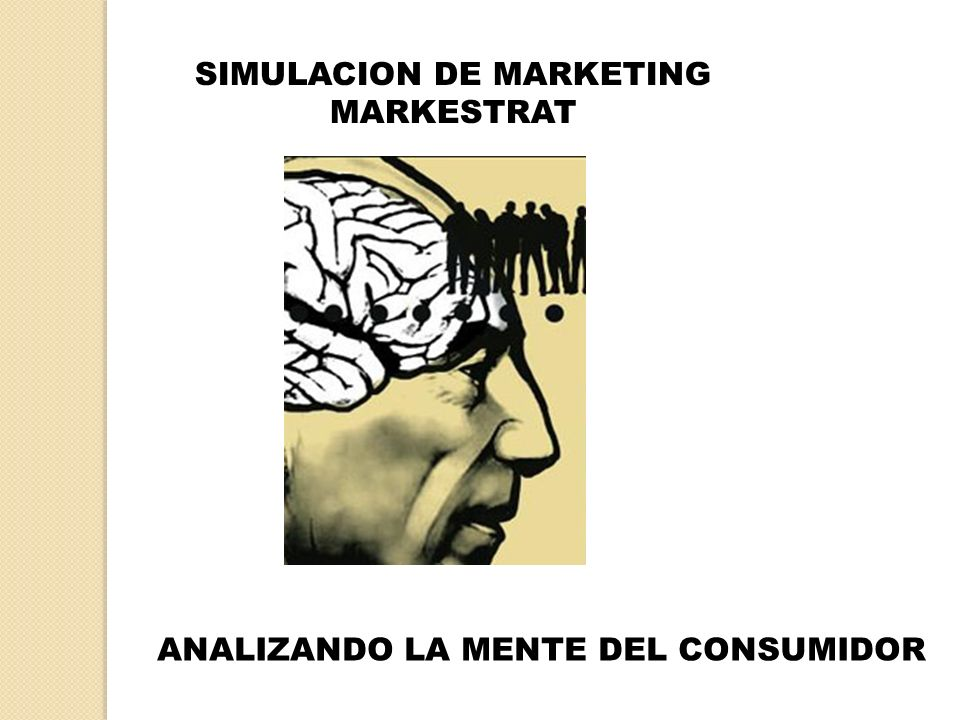 SIMULACION DE MARKETING MARKESTRAT