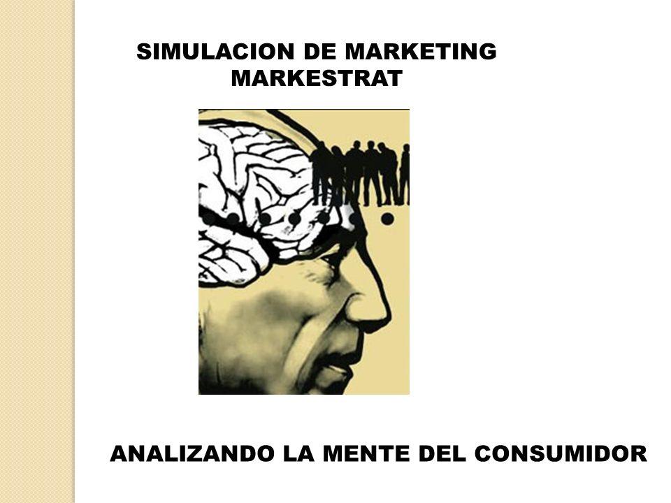 SIMULACION DE MARKETING MARKESTRAT