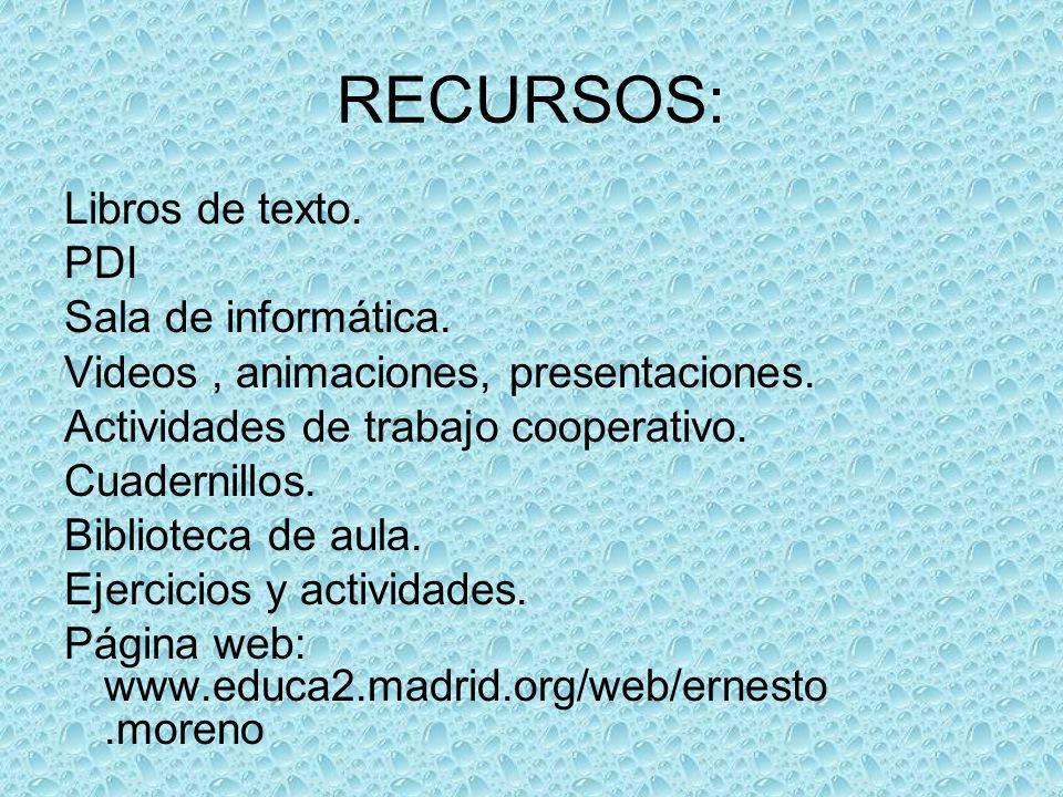 RECURSOS: