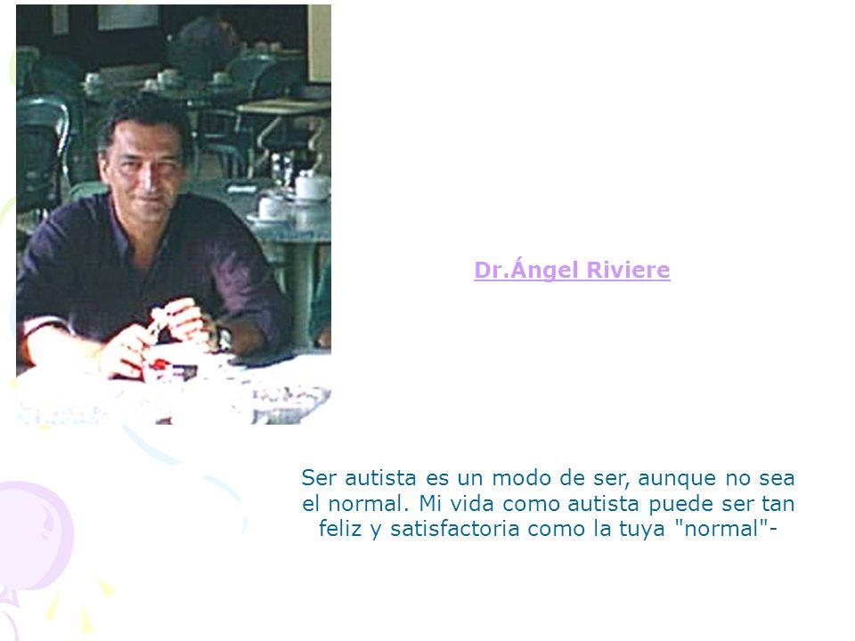 Dr.Ángel Riviere