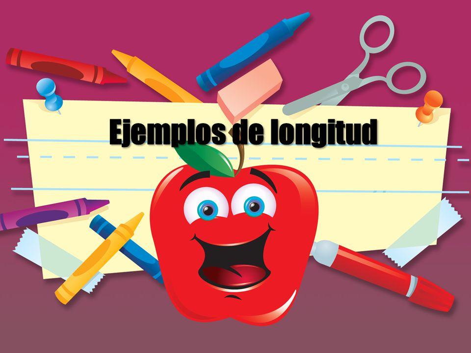 Ejemplos de longitud