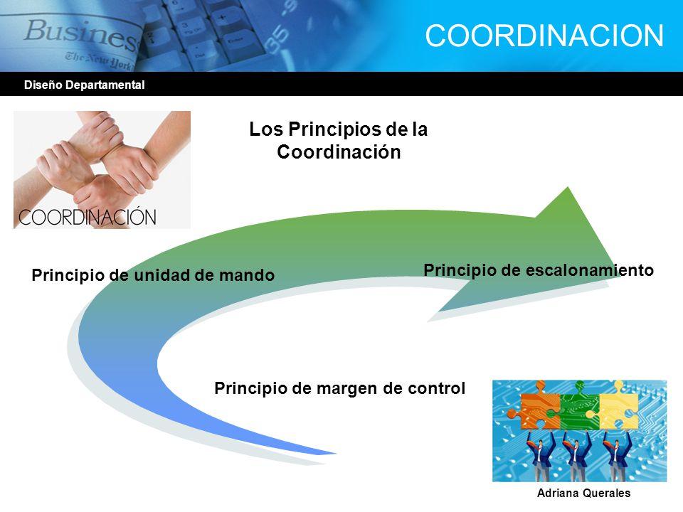 Los Principios de la Coordinación