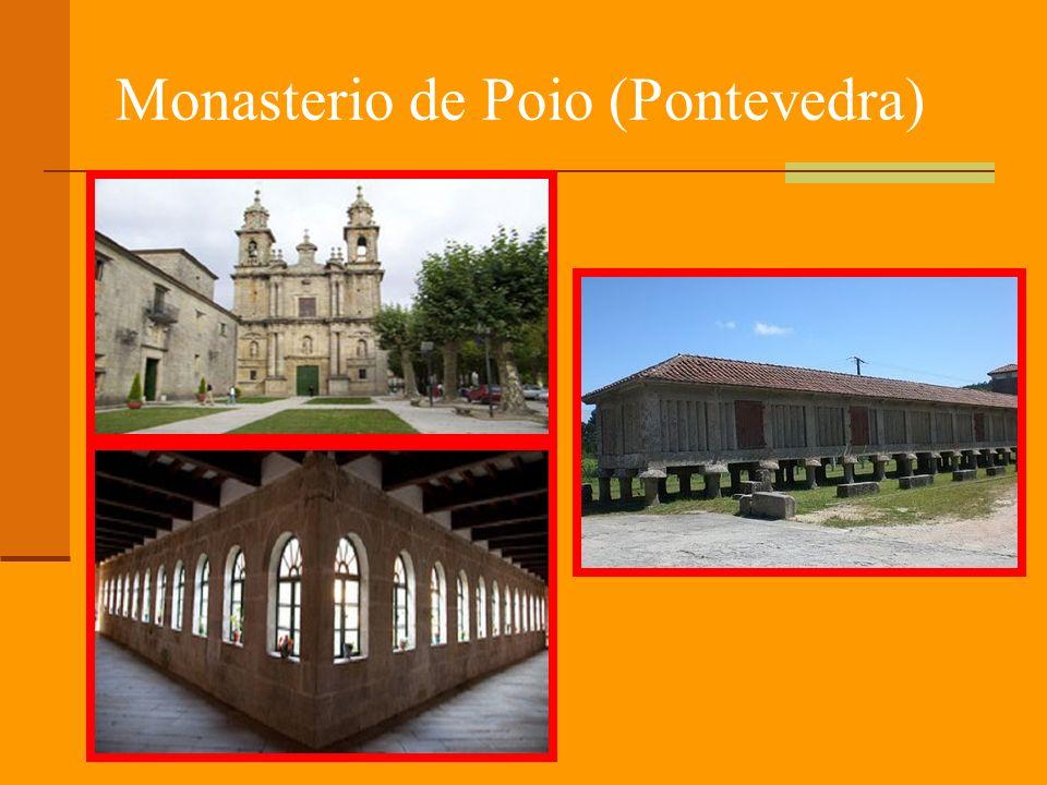 Monasterio de Poio (Pontevedra)