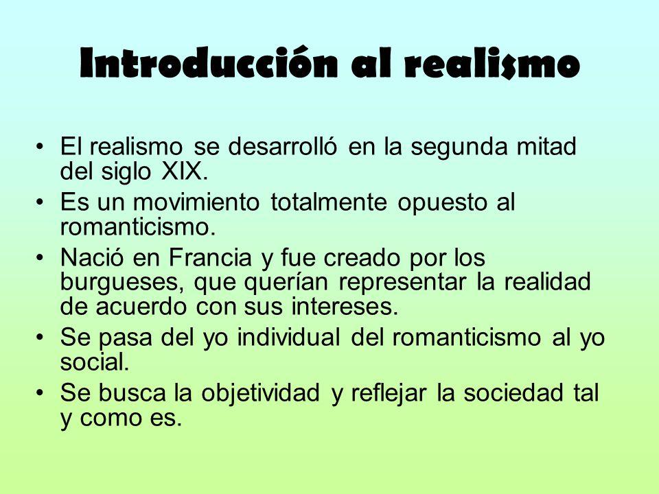 Introducción al realismo
