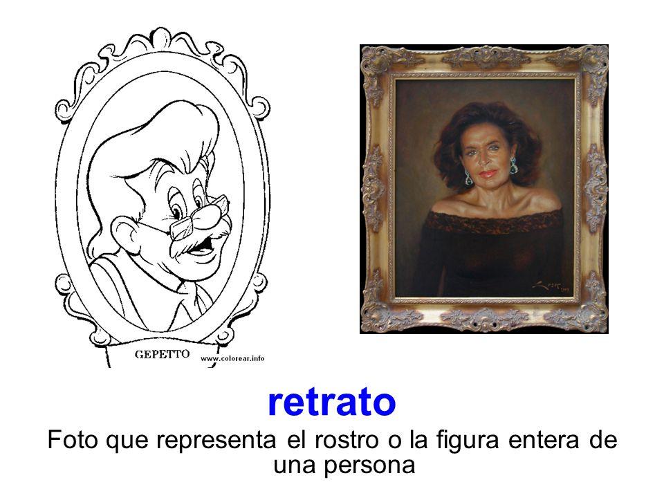 Foto que representa el rostro o la figura entera de una persona