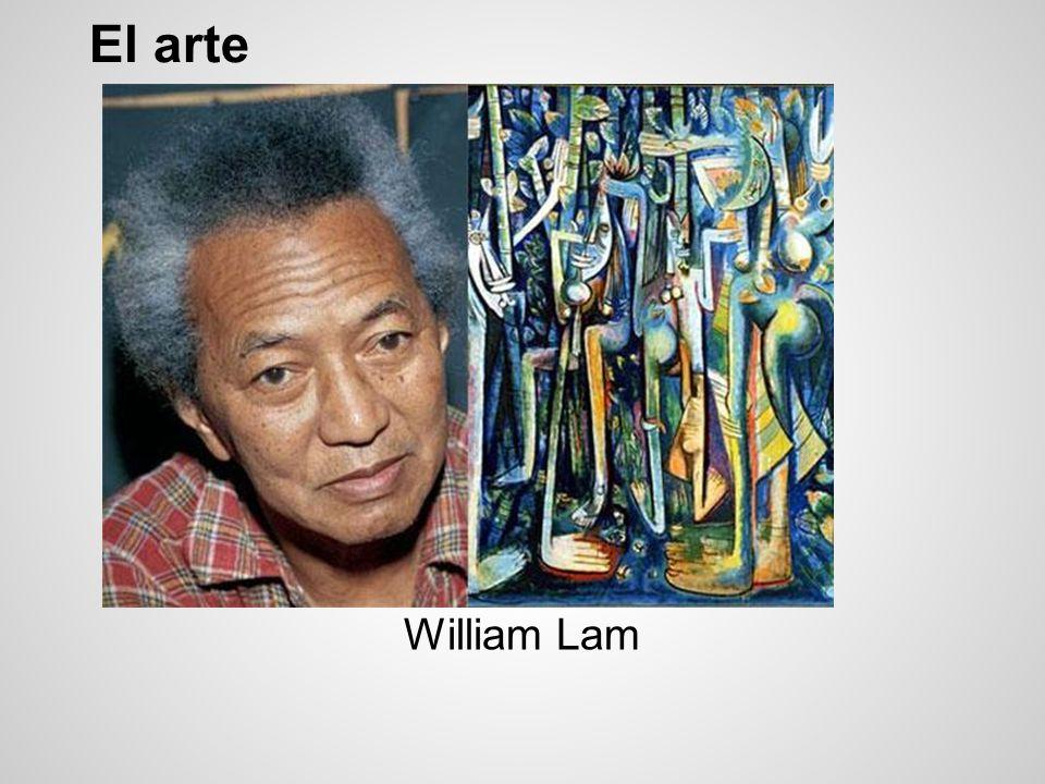 El arte William Lam