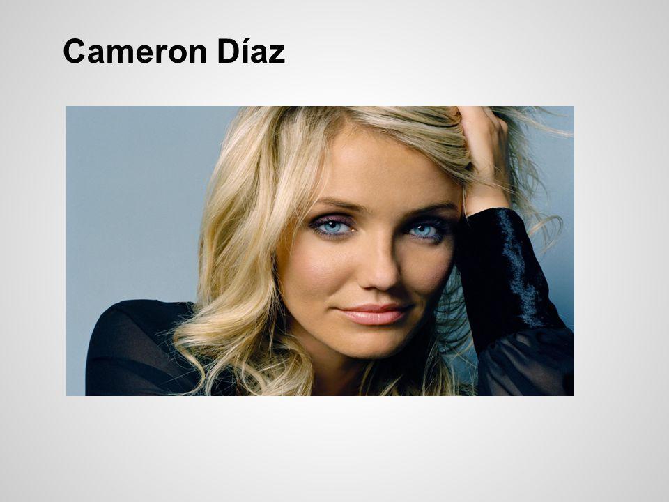 Cameron Díaz