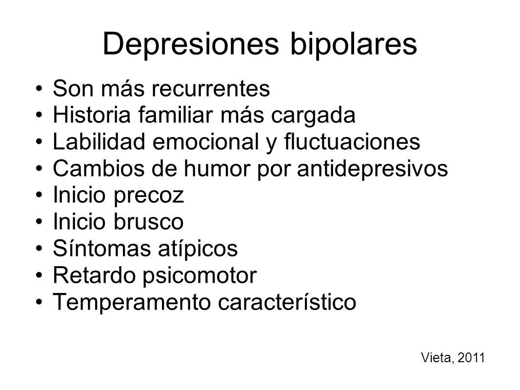 Depresiones bipolares