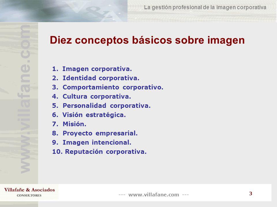 Diez conceptos básicos sobre imagen