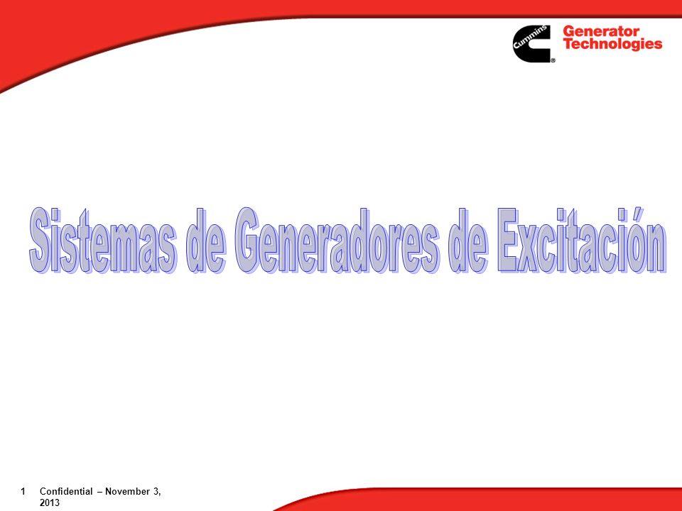 Sistemas de Generadores de Excitación