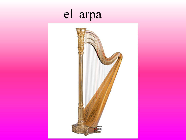 el arpa