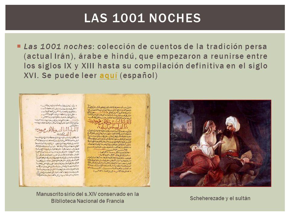 LAS 1001 NOCHES