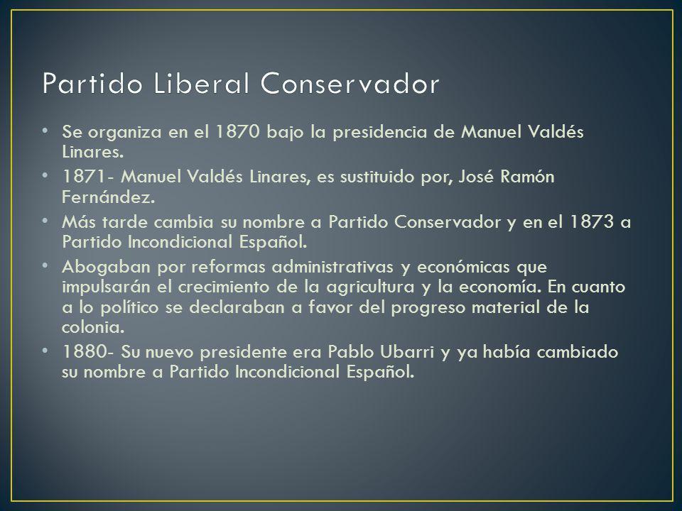 Partido Liberal Conservador