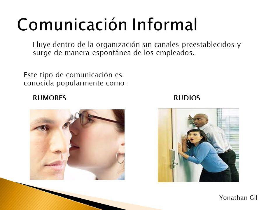 Comunicación Informal